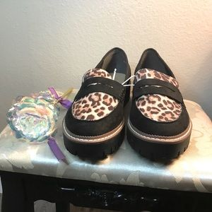Jellypop Animal print Women's Shoes, Leopard NWT